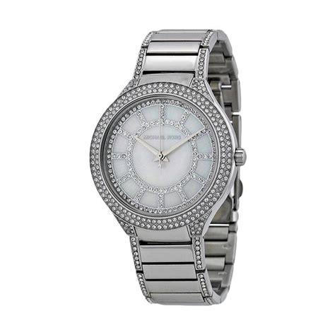 Jam Tangan Wanita Mk Krs056 Silver jual jam original michael kors michael kors mk3311 original jam tangan wanita silver pesta jam