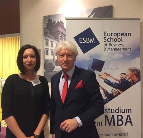 Studium Mba Brno by Album Esbm Cz