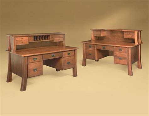 amish office furniture witmer executive desk