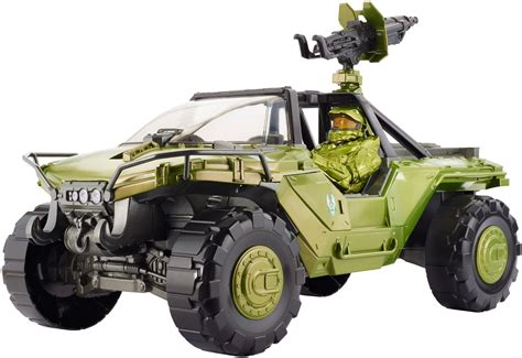 halo warthog mattel halo 12 quot figures warthog up for order