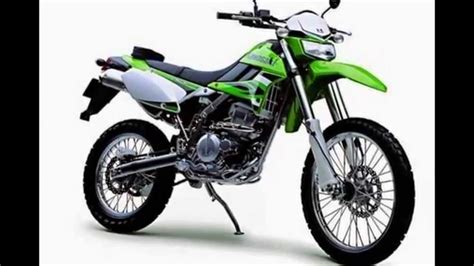 modifikasi motor kawasaki kumpulan modifikasi motor trail klx bf terbaru dan