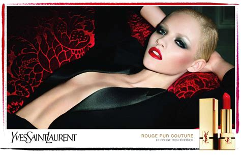 Makeup Ysl yves laurent expanding to china