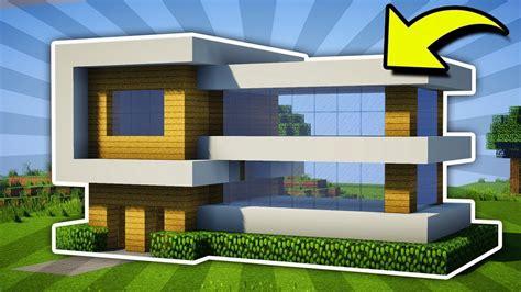 youtube membuat rumah minecraft tutorial cara membuat rumah modern 23 youtube
