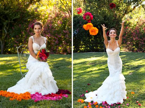 Pretty Pink Wedding Ideas Green Wedding Shoes Weddings
