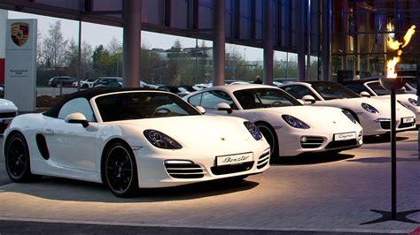 Porsche Kempten by Einweihung Porsche Zentrum Allg 228 U Autohaus De