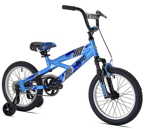 16 inch bike review jeep boy s bike 16 inch wheels best deal on the net boys bikes