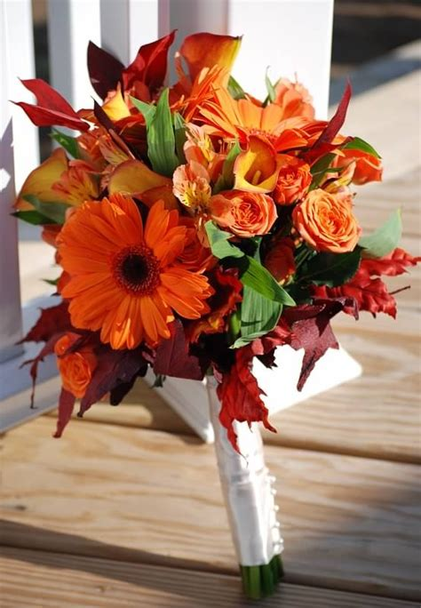 gorgeous fall leaves wedding ideas deer pearl flowers