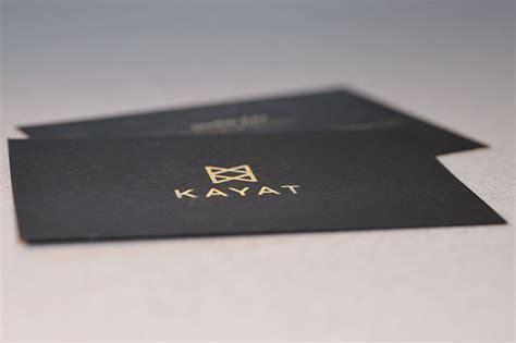 Visitenkarten Edel by Druckveredelung Mit Pr 228 Gedruck