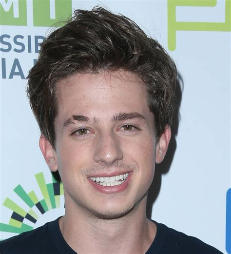 charlie puth young charlie puth dismisses bella thorne romance rumors young
