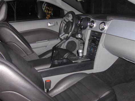 2007 ford mustang interior pictures cargurus