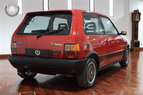 fiat uno ie turbo classic 1989 fiat uno turbo ie other for sale 528 dyler