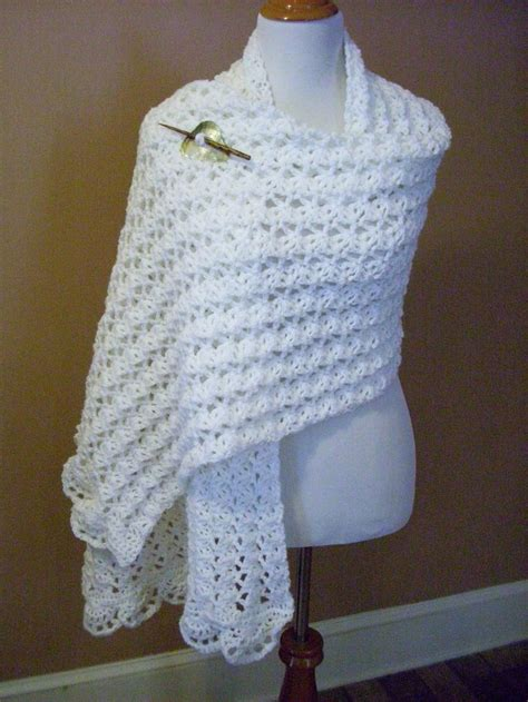 crochet shawl patterns free to print one skein summer wrap by marty miller free crochet