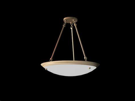 3d Light Fixtures Glass Bowl Light Fixture 3d Model 3dsmax 3ds Files Free Modeling 17271 On Cadnav