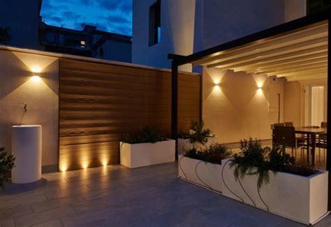 illuminazione per terrazzi illuminazione terrazzi happycinzia