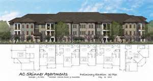 Apartment Complex Business Plan Southeast Jacksonville Apartment Boom Continues With Plan