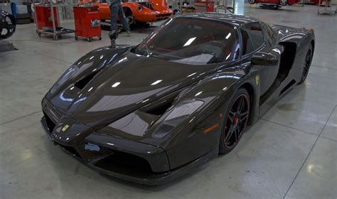 Ferrari Enzo For Sale by 1 Of 1 Naked Carbon Fiber Ferrari Enzo For Sale