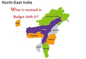 what is there for east india in budget 2016 17
