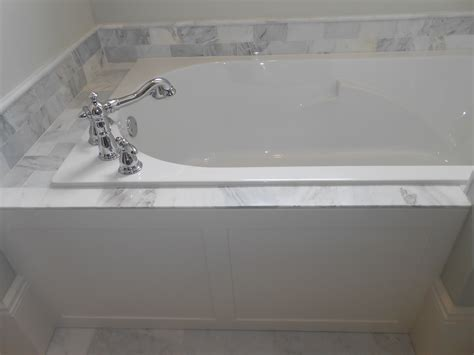 custom built bathtubs master bath custom designed and built tub panel white