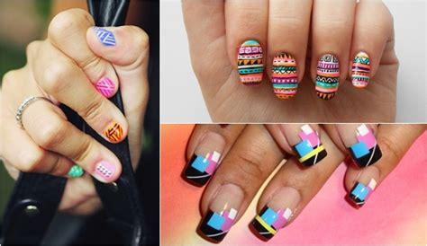 imagenes de uñas acrilicas de colores tendencia en u 241 as 4littledots