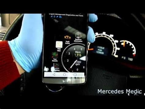 mercedes benz check engine light reset how to use a obd ii bluetooth adapter to reset check