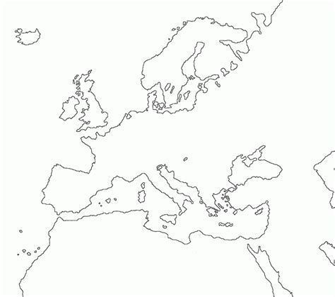 blank european maps blank europe map by eddsworldbatboy1 on deviantart
