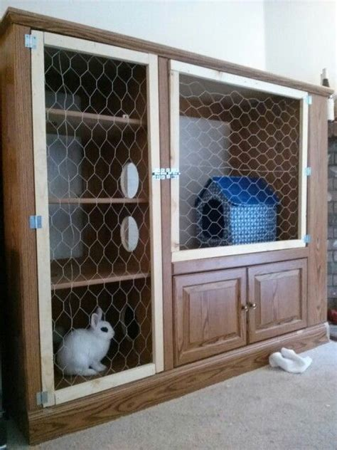 Handmade Rabbit Hutch - best 20 indoor rabbit cage ideas on indoor