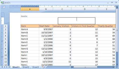 page layout excel definition excel add a predefined header or footer in page layout view