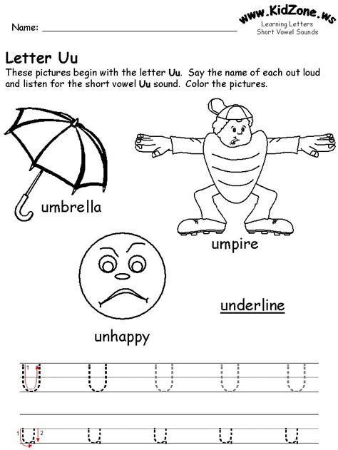 letter u coloring pages preschool letter u worksheets and coloring pages coloringpages