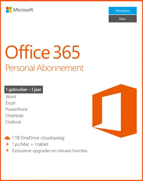 Microsoft Office 265 by Microsoft Office 365 Personal