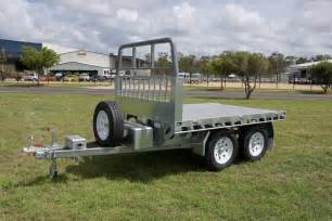 Used Car Trailers For Sale Australia Flat Top Trailer Western Rural Services