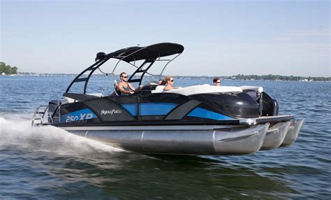 pontoon boats for sale sudbury luxury pontoon boat manufacturers not your father s