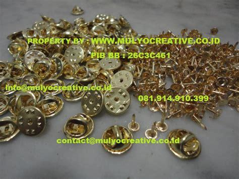 Nama Dada Gold Bukan Kuningan Peniti 1 jual manset untuk lencana pin jual pengait untuk lencana pin jual jarum untuk lencana pin