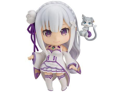 Nendoroid Emilia nendoroid emilia re zero starting in another world by smile company hobbylink japan