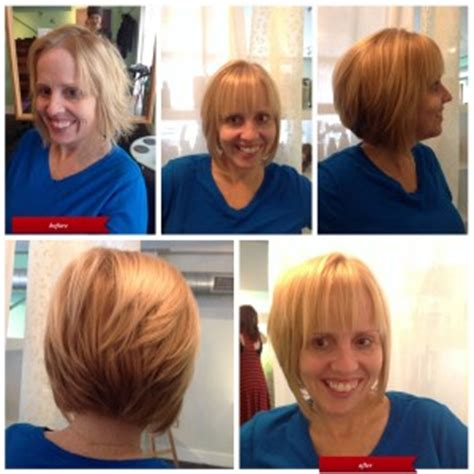trim haircut before and after haircut make overs hair by shondi