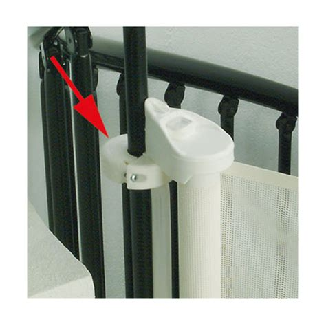 banister guard banister guard lowes 18 clear banister guard no climb deck guard safety screen o