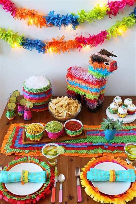 decorar mesa mexicana 31 im 225 genes e ideas para la decoraci 243 n de fiestas mexicanas