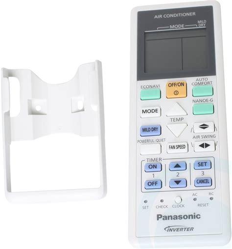 Remot Remote Ac Panasonic Inverter Kw panasonic 2 6kw cycle split system inverter air conditioner cscue9pkr appliances