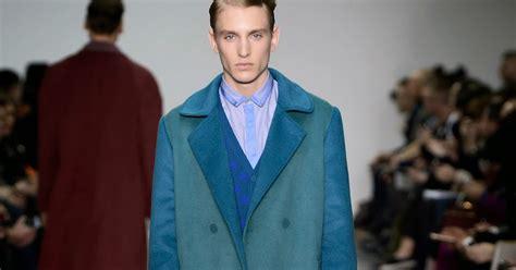 Jacket Bomber Anfild Yellow Gj s styling richard nicoll autumn winter 2014 collection