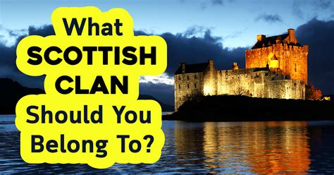 Find Scotland Find Your Scottish Clan Pictures To Pin On Thepinsta