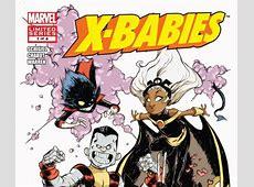X-Babies (2009) #1 | Comics | Marvel.com X Babies