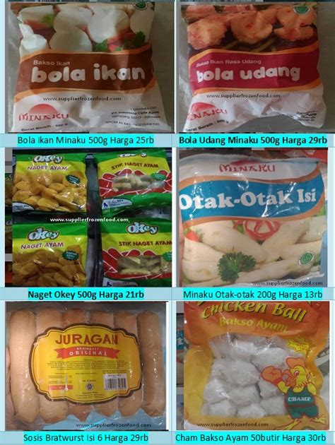 widha frozen food  fish supplier pusat jual ikan beku
