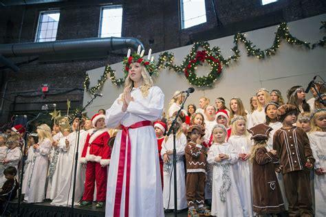 swedish yuletide the swea fair and holiday celebration