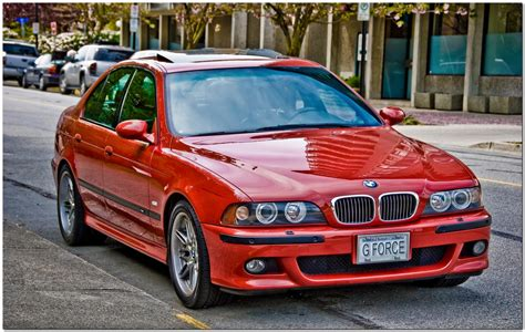 bmw e39 m5 auto car