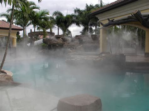 high pressure patio misting system fog effects with a misting direct brand high pressure