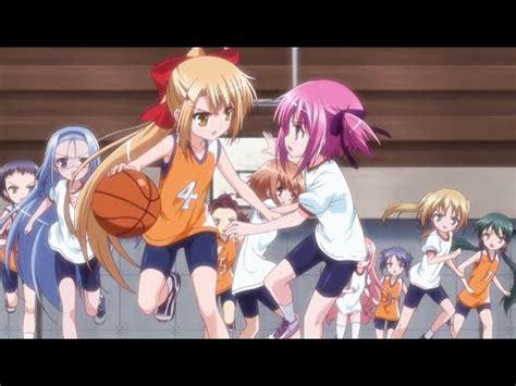 anime sports basket real vs anime basketball