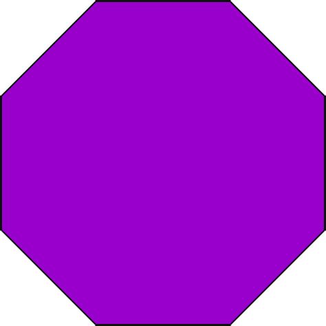 8 Shapes I by Octagon Shape Images Search