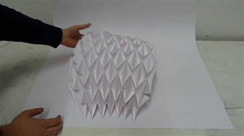 Decorations Origami Folding - origami tutorial accordion paper folding origami
