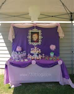 Cardboard Chandeliers Sofia The First Birthday Party Inspiration Made Simple