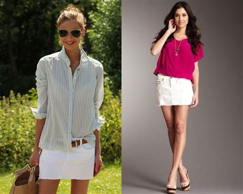 4 trending styles of wearing white denim