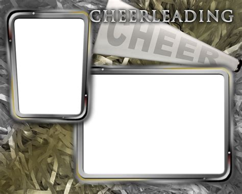 memory mate templates cheerleading photo templates